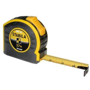 Photo of Stabila BM40 27'/8m Measuring Tape
