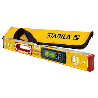 Photo of Stabila Type 196-2 Digital TECH Level