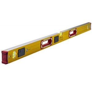 Photo of Stabila Type 196 48″ LED-Illuminated Level