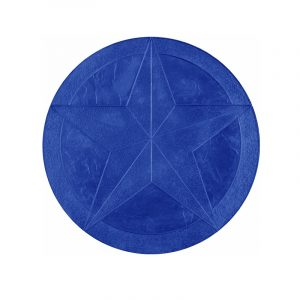 Photo of Proline 4′ Five Point Star Medallion Stamp