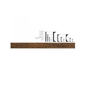 Photo of Proline Roman Slate Edge Liners