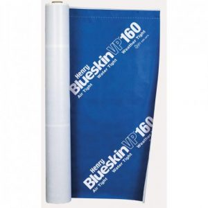 Photo of Henry Blueskin® VP160 Air Barrier – 48″ x 100′ Roll