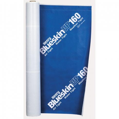 Photo of Henry Blueskin® VP160 Air Barrier – 48″ x 100′ Roll