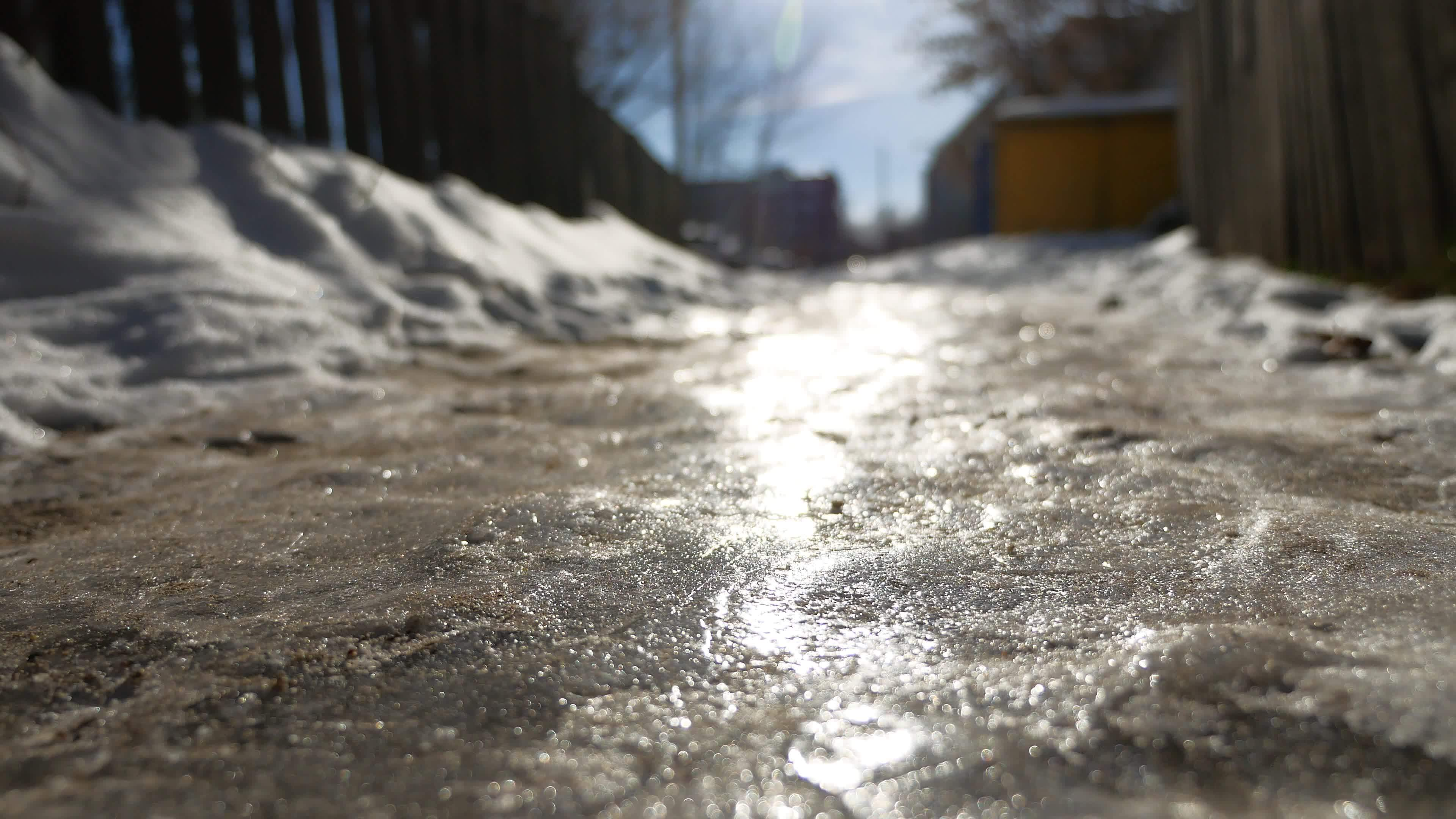 Photo of Battling Slippery Walkways Without Damaging Your Concrete