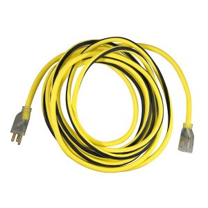 Photo of USW 100′ 12/3 Extension Cord with Lit Ends