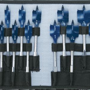 Photo of Bosch 13-PC DareDevil Spade Bit Set with Case