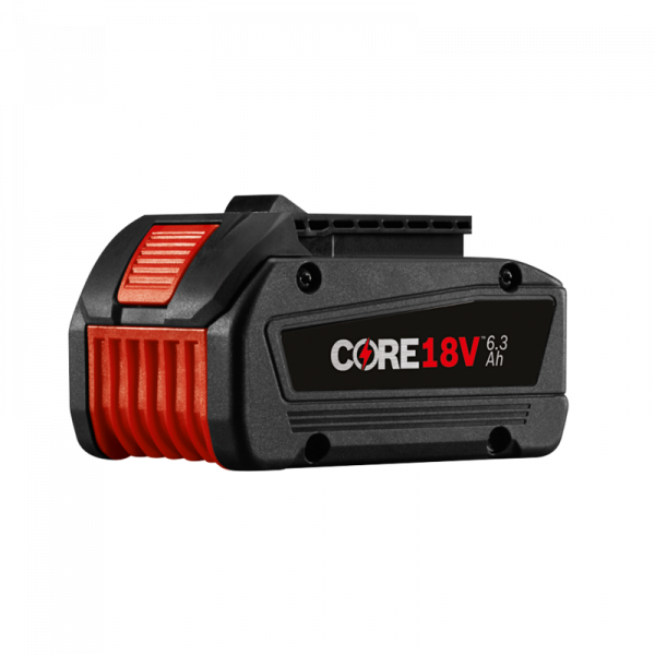 Photo of Bosch 6.3AH CORE18V Lithium-Ion Battery