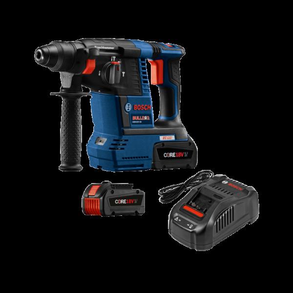 Photo of Bosch GBH18V-26K24 18V SDS-Plus Hammer Drill Kit