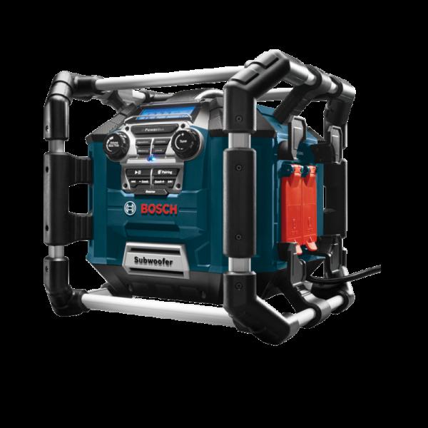 Photo of Bosch PB360C Power Box Jobsite Radio & Charger