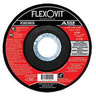 Photo of Flexovit 4-1/2″ X 1/4″ x 7/8″ Type 27 Grinding Wheel