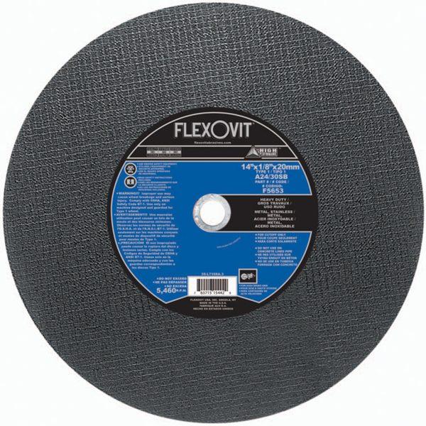 Photo of Flexovit 14″ x 1/8″ x 20mm Cut-Off Wheel