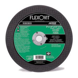 Photo of Flexovit 8″ x 1/8″ x 5/8″ Circular Saw Cut-Off Wheel