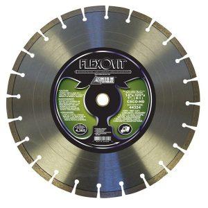 Photo of Flexovit 14″ x 0.125″ x 1″ High-Performance Diamond Blade