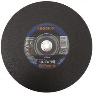 Photo of Rhodius 14″ x 1/8″ x 20mm FT30 Gas Saw Wheel