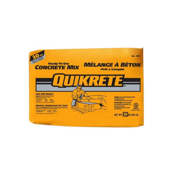Photo of Quikrete Concrete Mix – 30KG Bag