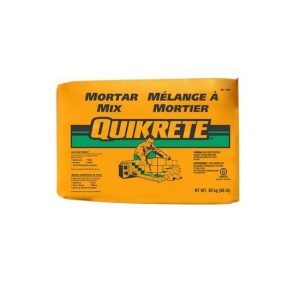 Photo of Quikrete Type N Mortar Mix – 30KG Bag