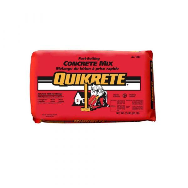 Photo of Quikrete Fast-Setting Concrete Mix – 30KG Bag