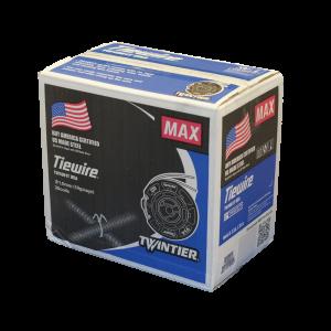 Photo of MAX TW1061T Rebar Tie 19GA Wire Coils (Box of 30)