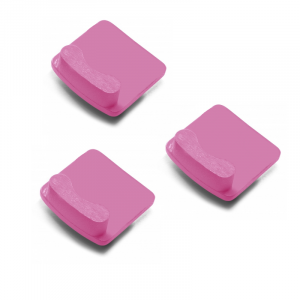 Photo of Husqvarna Redi Lock® 50-Grit Single Segments – Pink (3-Pack)