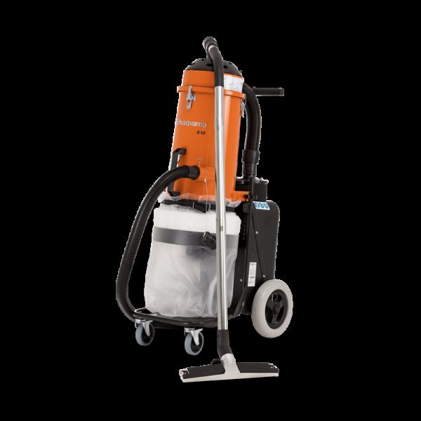Photo of Husqvarna S 13 HEPA Single-Phase Dust Collector Vacuum