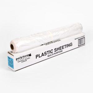 Photo of Polytarp Light Duty Plastic Sheeting
