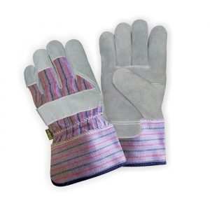 Photo of Split Leather Work Gloves