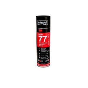 Photo of 3M Super 77™ Multipurpose Spray Adhesive – 24oz Can