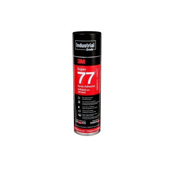 Photo of 3M Super 77™ Multipurpose Spray Adhesive – 24oz Can