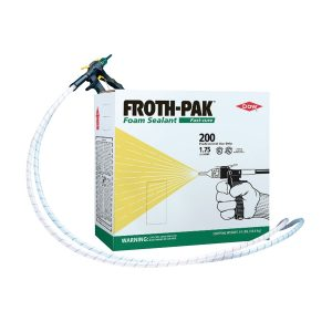 Photo of Dupont Froth-Pak™ 210 Spray Foam Kit
